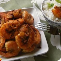 Delicious Copycat Giovanni's North Shore Garlic Shrimp