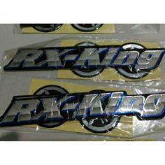 Saya menjual Sticker emblem rxking seharga Rp50.000. Dapatkan produk ini hanya di Shopee! https://shopee.co.id/tonyboster/376540634 #ShopeeID
