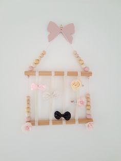 Range Barrettes LittleGirlyLovely by LittleBabyLovely, Girl Room, Girls Bedroom, Barrettes, Idee Diy, Baby Room Decor, Baby Headbands, Diy For Kids, Diy Gifts, Playroom
