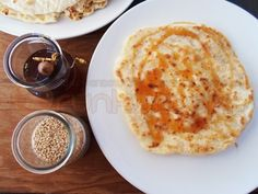 Greek Sfakianopites From Crete! A Delicious Traditional Recipe for Light Cheese Pie with Honey! Greek Sweets, Greek Desserts, Greek Recipes, Eat Greek, Homemade Sweets, Cheese Pies, Cooking With Kids, Food To Make, Crete Island