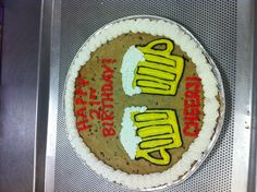 21st birthday #cookiesbydesignokc