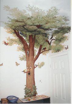 Tree Murals - Bing Images