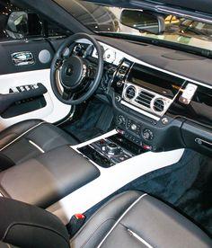 Dawn Interior Rolls Royce Dubai, Powerful Images, Power Cars, Led Headlights, Luxury Cars, Dawn, Interior, Fancy Cars, Indoor