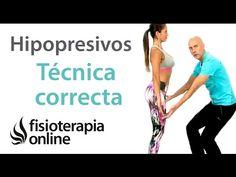 Eliminar rollitos de la espalda y reducir cintura - YouTube