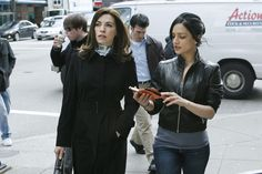 Kalinda's orange notebook on the good wife: I have serious notebook lust.