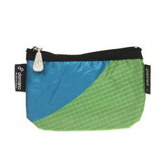 Coin Purse by Demano. Made from recycled kites, Spain.