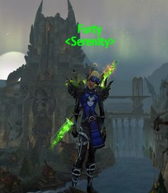 [Warlock] Transmog thread: what are you wearing? - Page 158