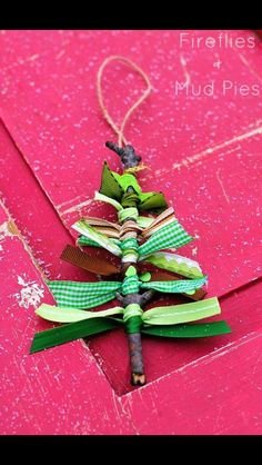 Fun easy ornaments to make!