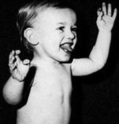 Boy George childhood photo. S)