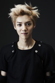 exo wolf photoshoot luhan - Google Search