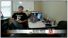 Co-founder Blake Smith on Tulsa's Channel 6 News