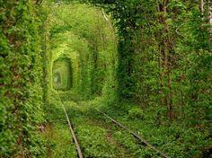 Tunel Amor Klevan, Ucrania