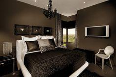 Contemporary Modern Mid-Century Modern Bedroom / Master Bedroom Design Photo by Pritash Mistry Album - Bedroom Ideas