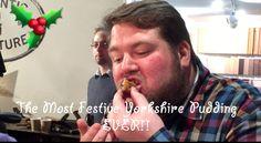 World's most festive Yorkshire Pudding