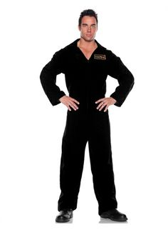 Coroner Jumpsuit Mens Costume O/S