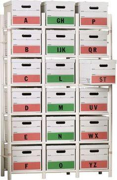 Shop Staples for great deals on Bin Warehouse Storage System, 18 File Box Model. Office Storage, Storage Boxes, Storage Shelves, Locker Storage, Attic Storage, Storage Room, Craft Storage, Garage Storage, Storage Ideas