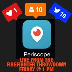 Follow us today on Periscope @555fitness! We well try and keep you guys posted throughout the Throwdown on all things social media! It's gonna be a great day!  What are you training for? Train Hard Do Work! #555fitness #fire #fitness #bemorehuman #firefighter #firefighterfitness #wod #workout #ems #emt #medic #paramedic #engine #iaff #goestojobs #truck #firefighterposts #trainhard #dowork #ddtk #whatsyourgameplan #thdw #555thdw #firerescueinternational