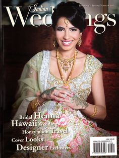 Indian Weddings magazine