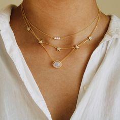 Layered Jewelry, Trendy Jewelry, Simple Jewelry, Dainty Jewelry, Cute Jewelry, Silver Jewelry, Women Jewelry, Layered Gold Necklaces, Trendy Necklaces