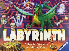 Labyrinth   Board Game   BoardGameGeek