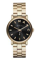 MARC BY MARC JACOBS 'Baker' Bracelet Watch, 37mm