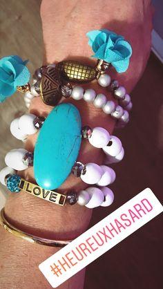 Bijoux hippie et bohème «Heureux Hasard» commande via Instagram heureux_hasard ou facebook ( nathalie peccolo )
