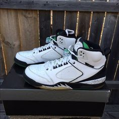competitive price 1f313 649f1 Jordan 60+ Boston Celtics Jordan Sixty Plus Basketball Shoe The Jordan  6ixty Plus (60