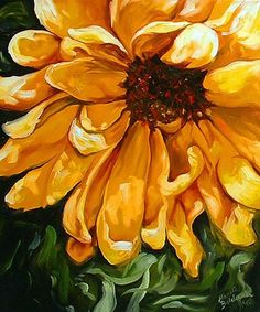 tuscany sunflowers | SUNFLOWER OF TUSCANY - by Marcia Baldwin from Florals