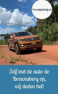 Zelf met de auto de Brownsberg op, wij deden het! [Suriname] Vehicles, Car, Vehicle, Tools