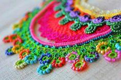 Bisutería crochet