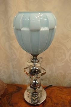 Art Deco Lamp || Cloud 9, Art Deco Furniture Sales