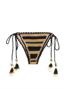 Essential Brazilian crochet bikini briefs | She Made Me | MATC...