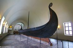 10 Must See Sights in Oslo on a Budget: Viking Ship Museum