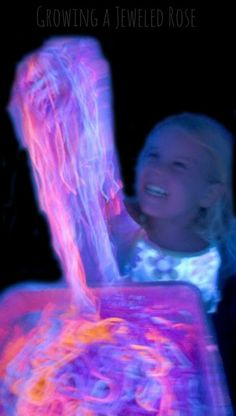 Make your own glow in the dark RAINBOW noodles for fabulous sensory play. So FUN!