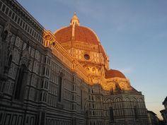 Sunset in Duomo by Kelma Mazziero