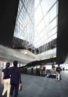 10 DESIGN   Changchenghui Mixed Use Development - Picture gallery