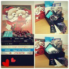 Promo: Especial Dia dos Namorados :)  Burn Book e Editora Gente