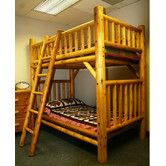 Found it at Wayfair - Nicholas Twin over Twin Bunk Bed with Ladder