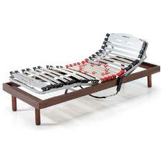 Cama ergonómica, camas articuladas de madera modelo HYTREL.