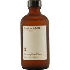 Perricone MD Firming Facial Toner, 6-Ounce  Bottle by Perricone MD. $33.80. Bottle size: 177mL / 6 fl oz. Includes  DMAE, an anti-inflammatory and antioxidant, which provides firming and toning benefits, enhances facial contours, and enhances the strength of other antioxidant therapies. Includes Alpha Lipic Acid, the ultimate antioxidant protects the cell, which helps to diminish fine lines, wrinkles and discoloration, refine skin texture, and reduce pore size, p...