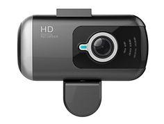 Black Box DV2 Dual Lens GPS Dash Camera - Full HD 1080P Covert Mini Video Car DVR - 170° Super Wide Angle 6G Lens with G-Sensor, WDR Night Vision, Motion Detection (64GB Capacity) | Best Dashboard Camera