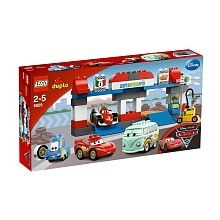 Pit Stop Cars - Lego