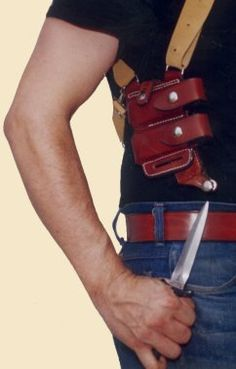 Fighting Knife Sheath Option