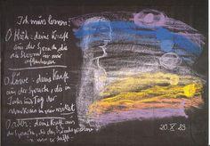 Rudolf Steiner, Kuh - Löwe - Adler. Planetenwirkungen