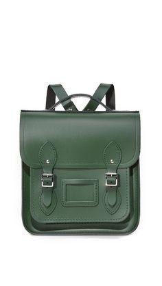 Cambridge Satchel Маленький рюкзак Portrait