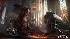 Lords of the Fallen GOTY Edition [Juego+6Dlc] [Esp/multi12] [SPack] [6.9Gb] [MultiS]
