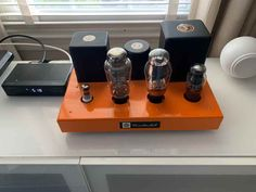 Triode Lab MII Parallel SE Mono Pair for sale. Valve Amplifier, Wall Of Sound, Audio System, Diy And Crafts, Lab, Pairs, Audiophile, Columbia, Washington