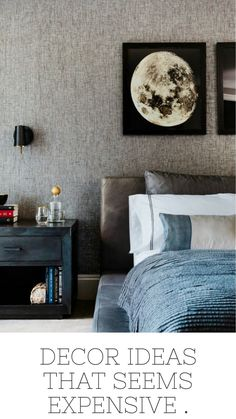 We asked three top interior designers to share the top decorating mistakes they notice in bedroom designs everywhere—and solutions to fix them Slipcovered Headboard, Eduardo E Monica, All White Bedroom, White Duvet, Blue Bedroom, Bedroom Bed, Bedroom Colors, Master Bedroom, Look Wallpaper