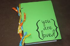 Keepsake Card books--genius idea!