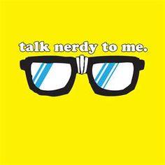 Nerdy!